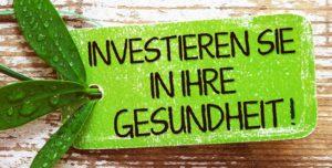 4Life Investiere in Gesundheit
